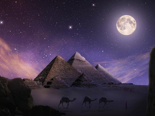 占星術における満月の解釈