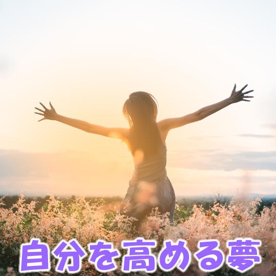 自分を高める夢